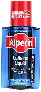 Lotion tonique à la caféine anti-chute - Alpecin Liquid