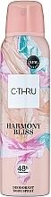 Parfums et Produits cosmétiques C-Thru Harmony Bliss - Déodorant