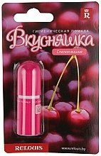 Parfums et Produits cosmétiques Rouge à lèvres hygiénique à l'arôme de cerise - Relouis