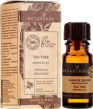 Parfums et Produits cosmétiques Huile essentielle d'arbre à thé - Botavikos Tea Tree Essential Oil