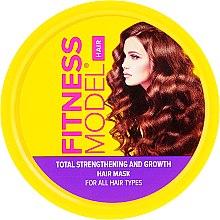 Parfums et Produits cosmétiques Masque cheveux Renforcement total et Croissance - FitoKosmetik Hair Fitness Model
