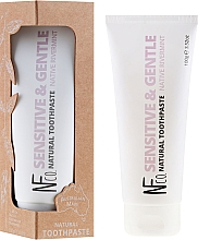 Parfums et Produits cosmétiques Dentifrice naturel pour dents sensibles - The Natural Family Co Sensitive Toothpaste