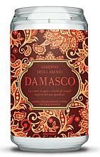 Parfums et Produits cosmétiques Bougie parfumée à la cire de noix de coco - FraLab Damasco Giardino Degli Aramei Candle