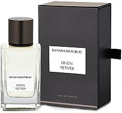 Parfums et Produits cosmétiques Banana Republic Linen Vetiver - Eau de Parfum