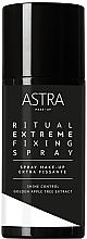 Parfums et Produits cosmétiques Spray fixateur de maquillage - Astra Ritual Extreme Fixing Spray Cloud