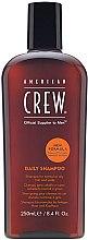 Parfums et Produits cosmétiques Shampooing pour cheveux et cuir chevelu normaux à gras - American Crew Daily Shampoo
