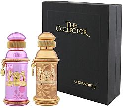 Parfums et Produits cosmétiques Alexandre.J Rose Oud - Coffret cadeau (eau de parfum/2x30ml)