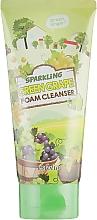 Parfums et Produits cosmétiques Mousse nettoyante à l'extrait de raisin pour visage - Esfolio Sparkling Green Grape Foam Cleanser