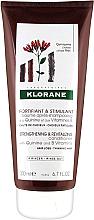 Après-shampooing à la quinine et vitamine B - Klorane Conditioner with Quinine & Vitamin B — Photo N4