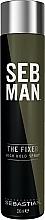Parfums et Produits cosmétiques Laque cheveux pour hommes - Sebastian SebMan The Fixer High Hold Spray