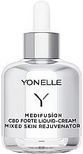 Parfums et Produits cosmétiques Crème liquide à l'huile de chanvre pour visage - Yonelle Medifusion CBD Forte Liquid-Cream