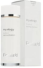 Parfums et Produits cosmétiques Émulsion-base à l'acide hyaluronique pour visage - ForLLe'd Hyalogy P-effect Basing Emulsion