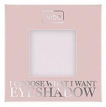 Parfums et Produits cosmétiques Base de fard à paupières - Wibo I Choose What I Want Eyeshadow