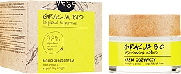 Parfums et Produits cosmétiques Crème de jour et nuit à l'extrait d'avoine - Gracja Bio Nourishing Face Cream