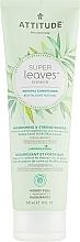 Parfums et Produits cosmétiques Après-shampooing à l'huile de pépins de raisin et feuilles d'olivier - Attitude Conditioner Nourishing & Strengthening Grape Seed Oil & Olive Leaves