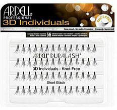 Parfums et Produits cosmétiques Faux-cils individuels - Ardell Duralash 3D Individuals Short Black 75941