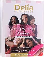 Parfums et Produits cosmétiques Calendrier de l'Avent - Delia Cosmetics Advent Calendar 2020/2021