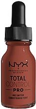Parfums et Produits cosmétiques Mélangeur pigmenté du fond de teint - NYX Professional Total Hue Shifter Drop Foundation