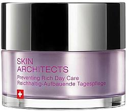 Parfums et Produits cosmétiques Crème de jour à l'huile de noix de coco - Artemis of Switzerland Skin Architects Preventing Rich Day Care