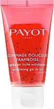 Parfums et Produits cosmétiques Gelée en huile exfoliante aux graines de framboise pour le visage - Payot Les Demaquillantes Gommage Douceur Framboise