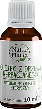 Parfums et Produits cosmétiques Huile d'arbre à thé - Natur Planet Tea Tree Oil