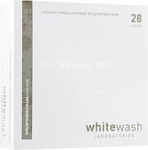 Parfums et Produits cosmétiques Bandes professionnelles blanchissantes pour dents - WhiteWash Laboratories Professional Whitening Strips