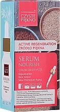 Parfums et Produits cosmétiques Sérum à l'extrait de riz et acide hyaluronique pour visage - Czyste Piekno Face Serum