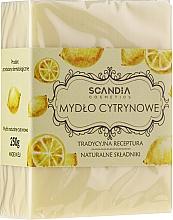 Parfums et Produits cosmétiques Savon à l'extrait de zeste de citron - Scandia Cosmetics