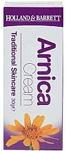 Parfums et Produits cosmétiques Crème à l'arnica pour corps - Holland & Barrett Arnica Cream