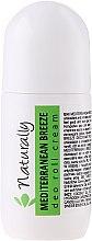 Parfums et Produits cosmétiques Déodorant roll-on crémeux - Naturally Mediterranean Breeze Deo Roll Cream