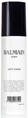 Pâte coiffante, effet mat - Balmain Paris Hair Couture Matt Paste