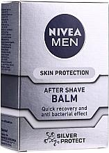 Parfums et Produits cosmétiques Baume après-rasage - Nivea For Men Silver Protect After Shave Balm