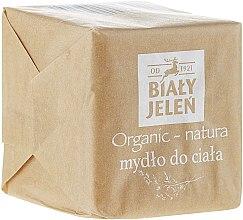 Parfums et Produits cosmétiques Savon naturel pour corps - Bialy Jelen Organic-Nature