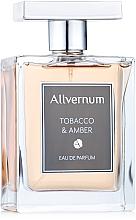 Parfums et Produits cosmétiques Allvernum Tobacco & Amber - Eau de Parfum