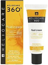 Parfums et Produits cosmétiques Crème-fluide solaire pour visage et corps - Cantabria Labs Heliocare 360º Fluid Cream SPF 50+ Sunscreen