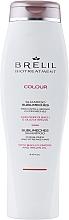Parfums et Produits cosmétiques Shampooing neutralisant les reflets jaunes pour cheveux blonds et mèches - Brelil Bio Treatment Colour Sublimeches Shampoo