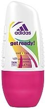 Parfums et Produits cosmétiques Déodorant - Adidas Anti-Perspirant Get Ready Cool&Dry 48h