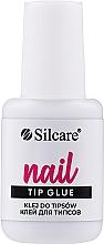 Parfums et Produits cosmétiques Colle pour capsules - Silcare Nail Tip Glue