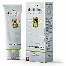 Parfums et Produits cosmétiques Dentifrice, Pomme - Dentissimo Junior Toothpaste Apple