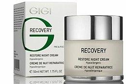Parfums et Produits cosmétiques Crème de nuit à l'huile de jojoba - Gigi Recovery Restoring Night Cream
