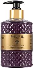 Parfums et Produits cosmétiques Savon liquide, Lavande - Philip B Lavender Hand Wash