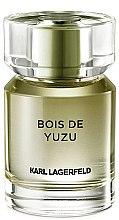 Parfums et Produits cosmétiques Karl Lagerfeld Bois De Yuzu - Eau de toilette (testeur avec bouchon)