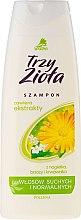 Parfums et Produits cosmétiques Shampooing au calendula, bouleau et millefeuille - Savona Shampoo Three Herbs Of Calendula