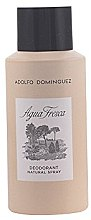 Parfums et Produits cosmétiques Adolfo Dominguez Agua Fresca - Déodorant