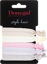 Parfums et Produits cosmétiques Élastiques à cheveux, 5 pcs - Donegal