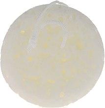 Parfums et Produits cosmétiques Éponge de bain, blanche 6008 - Donegal