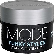 Parfums et Produits cosmétiques Pâte mate à tenue forte pour cheveux - Affinage Mode Funky Styler Strong Fibrepaste