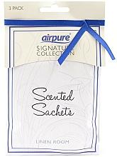 Parfums et Produits cosmétiques Sachet aromatique Fraîcheur - Airpure Scented Sachets Linen Room