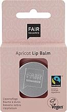Parfums et Produits cosmétiques Baume à lèvres Abricot - Fair Squared Lip Balm Apricot