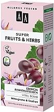 Essence au beurre de karité pour visage - AA Super Fruits & Herbs Vital Bomb — Photo N4
